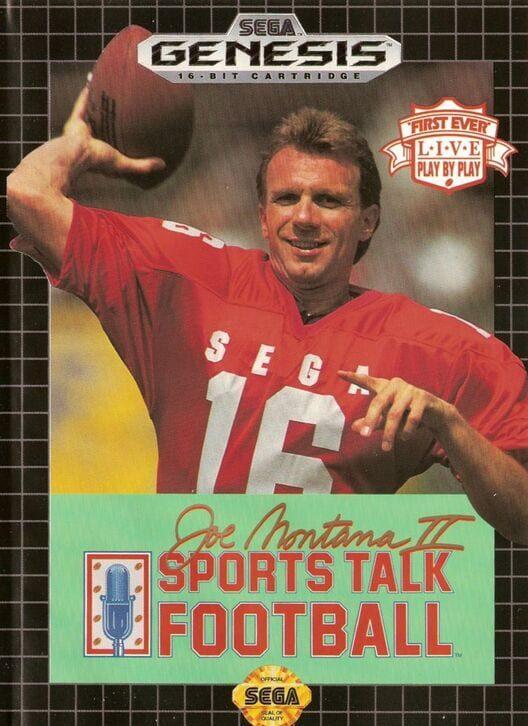 Joe Montana II: Sports Talk Football image