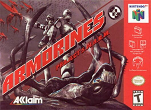 Armorines: Project S.W.A.R.M. image