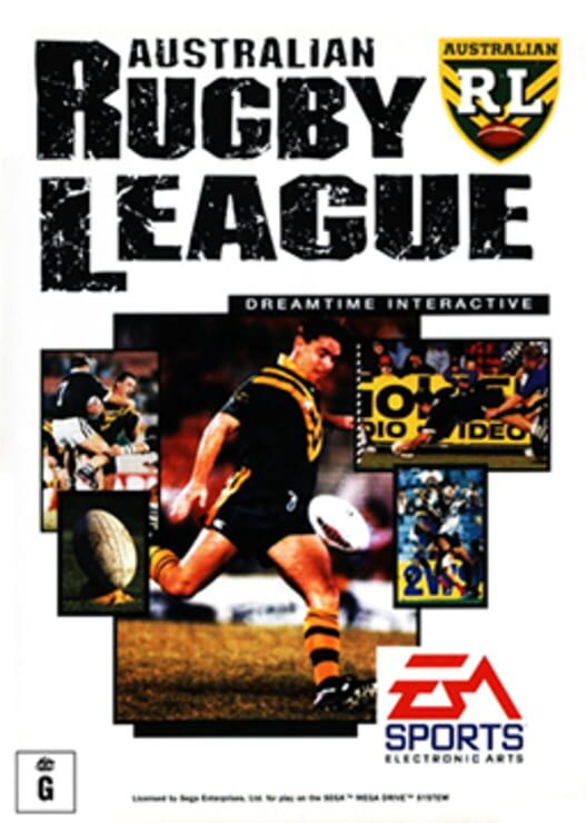 Australian Rugby League Display Picture
