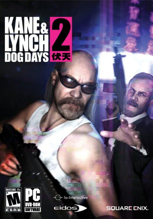 Kane & Lynch 2: Dog Days Display Picture