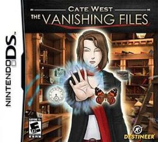 Cate West: The Vanishing Files Display Picture