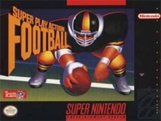Super Play Action Football Display Picture
