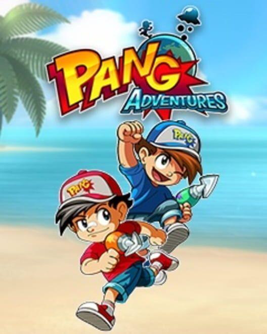 Pang Adventures image