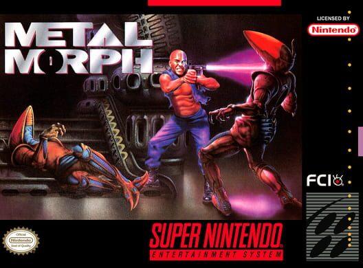 Metal Morph Display Picture