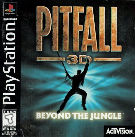 Pitfall 3D: Beyond the Jungle image