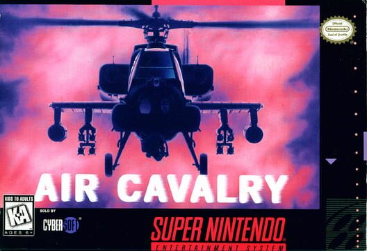 Air Cavalry Display Picture