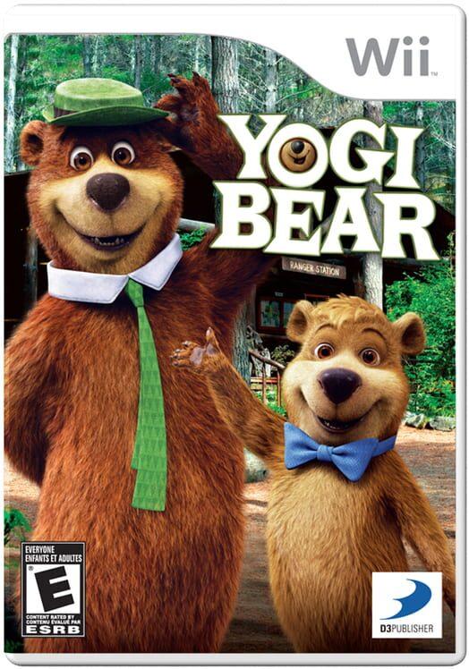 Yogi Bear: The Video Game Display Picture