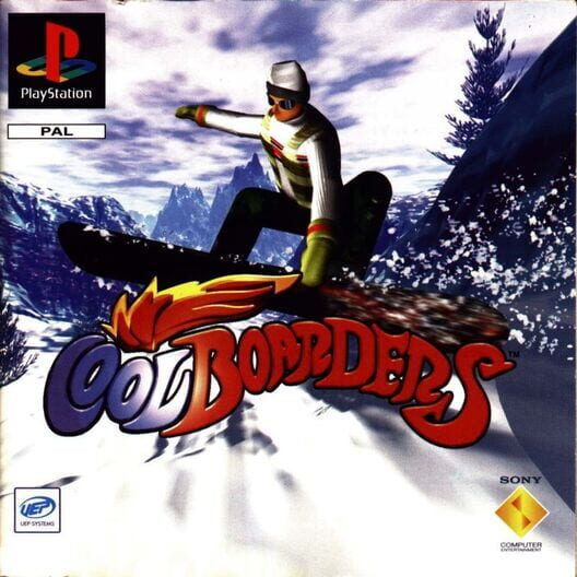 Cool Boarders image