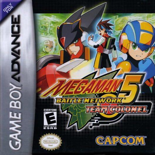 Mega Man Battle Network 5: Team Colonel & Protoman image