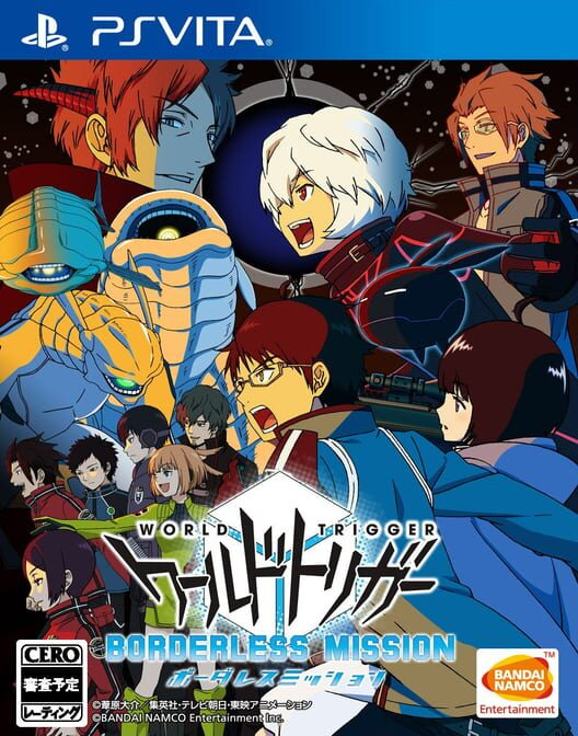World Trigger: Borderless Mission Display Picture