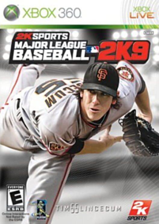 Major League Baseball 2K9 image