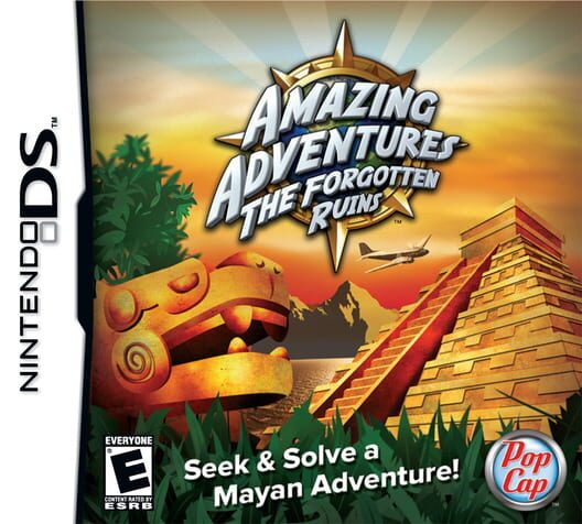 Amazing Adventures: The Forgotten Ruins Display Picture