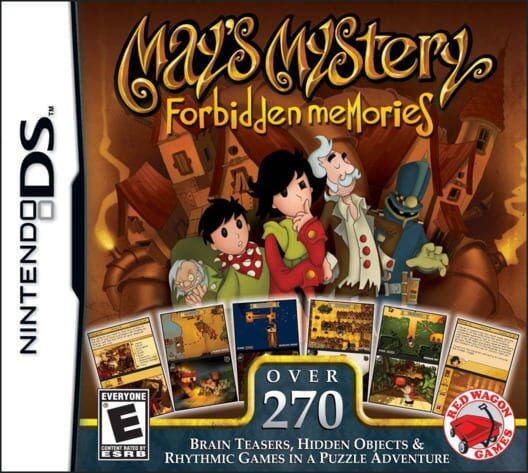 May's Mystery: Forbidden Memories Display Picture