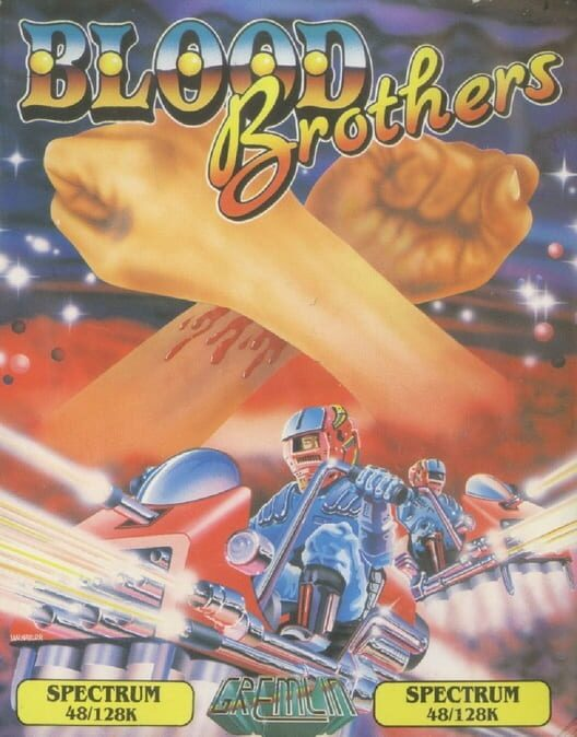 Blood Brothers Display Picture