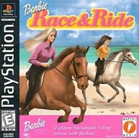Barbie: Race & Ride image
