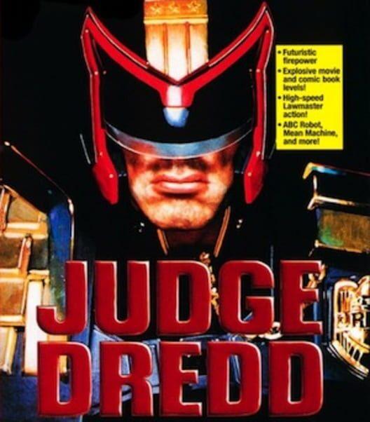 Judge Dredd Display Picture