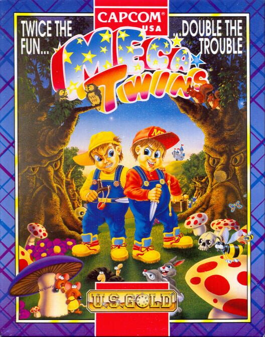 Mega Twins Display Picture