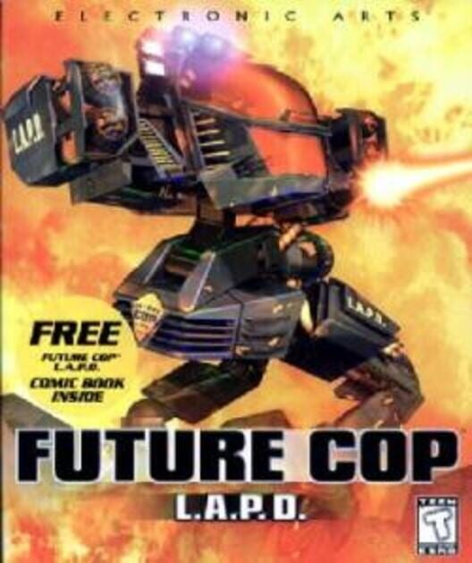 Future Cop: LAPD Display Picture