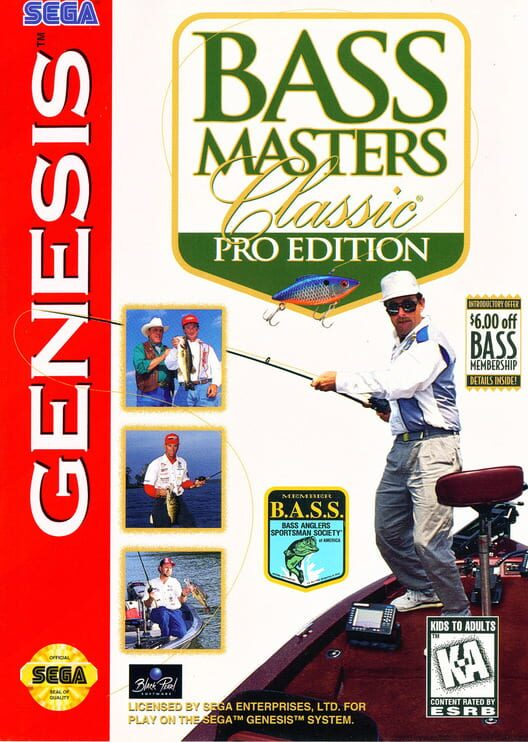 Bass Masters Classic: Pro Edition Display Picture