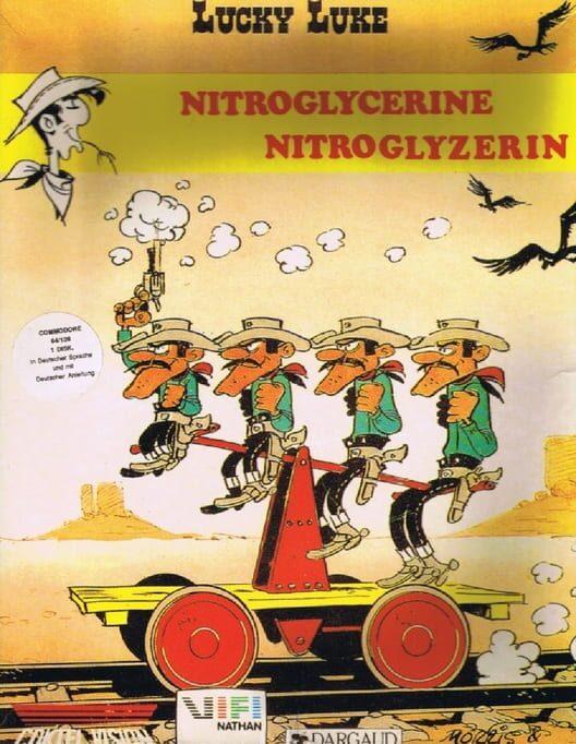 Lucky Luke - Nitroglycerine image