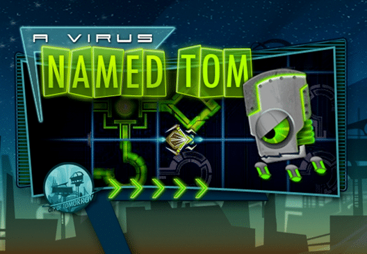 A Virus Named TOM for PlayStation Vita