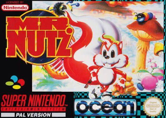 Mr. Nutz image