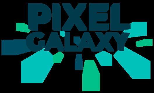 Pixel Galaxy image