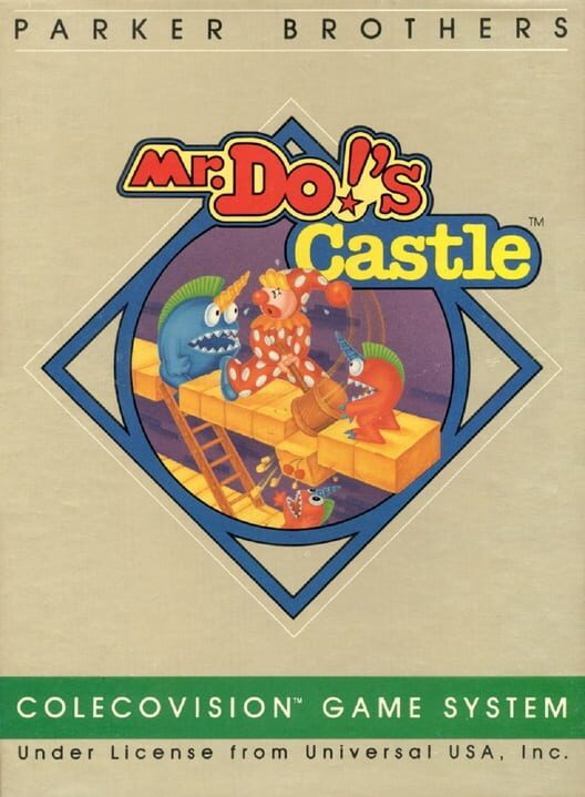 Mr. Do!'s Castle Display Picture