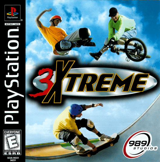 3Xtreme for PlayStation