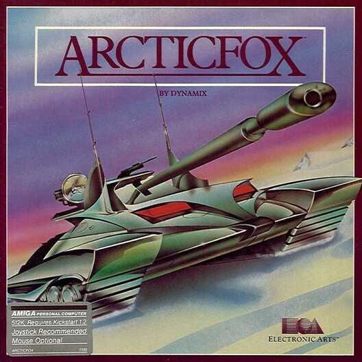 Arcticfox Display Picture