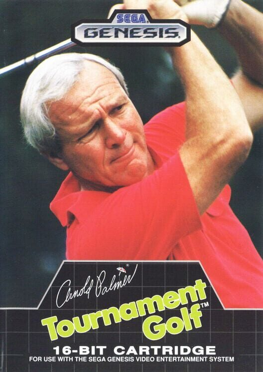 Arnold Palmer Tournament Golf Display Picture