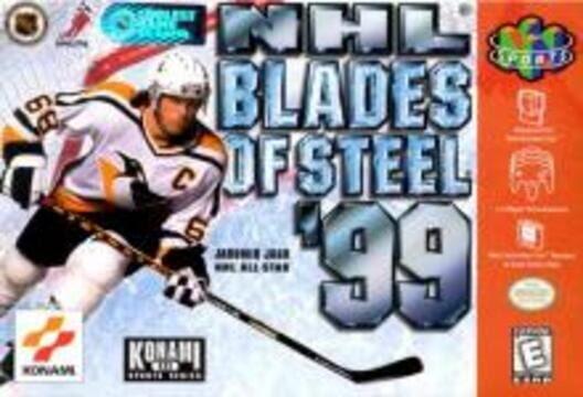NHL Blades of Steel '99 image