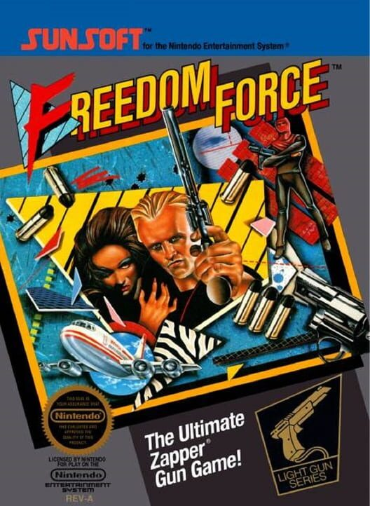 Freedom Force Display Picture