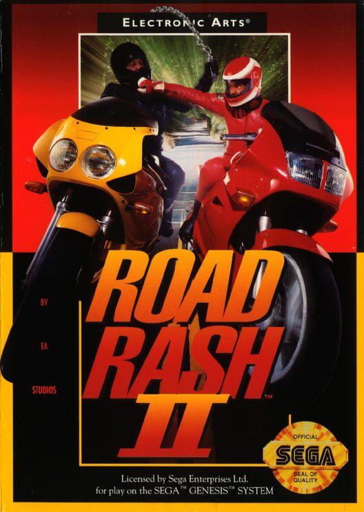 Road Rash II image