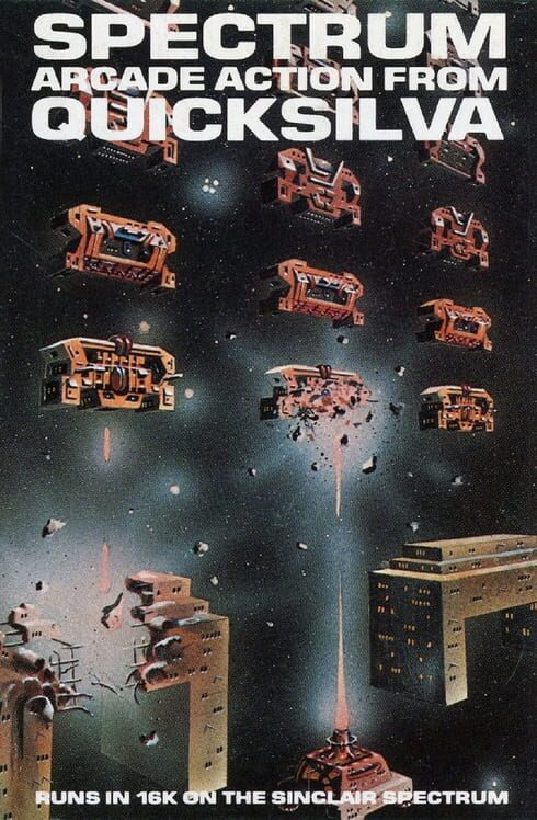 Space Intruders image