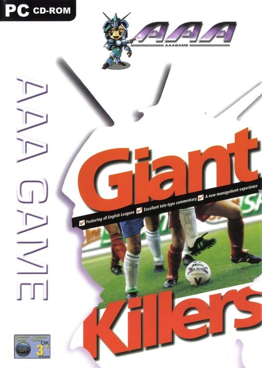 Giant Killers image