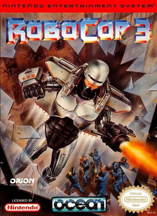RoboCop 3 Display Picture