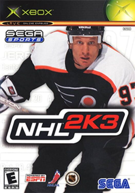NHL 2K3 Display Picture