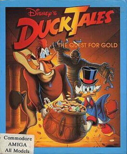 DuckTales: The Quest for Gold image