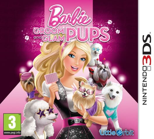 Barbie: Groom and Glam Pups image