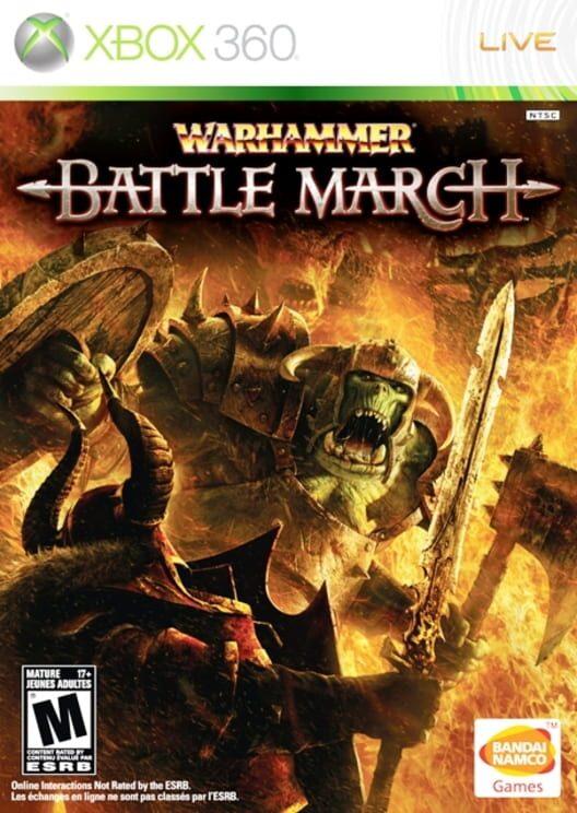 Games Like Warhammer: Battle March