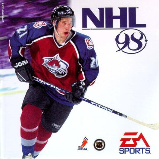 NHL 98 Display Picture