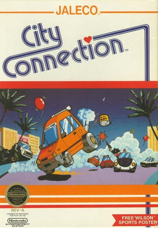 City Connection Display Picture