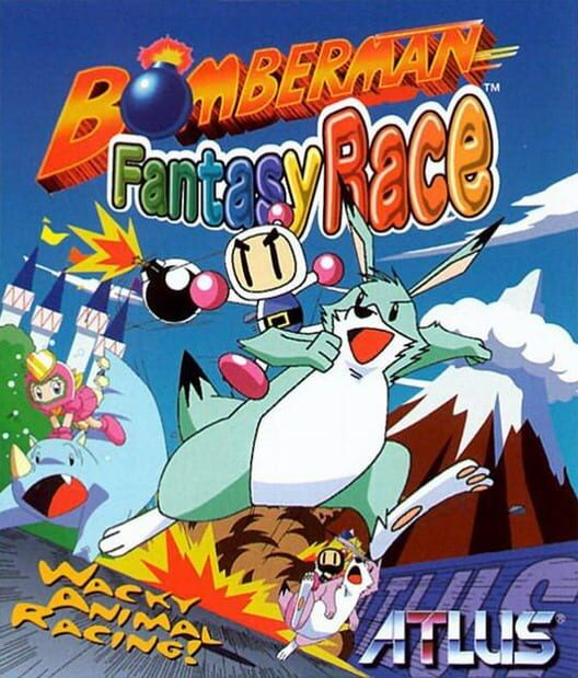 Bomberman Fantasy Race image