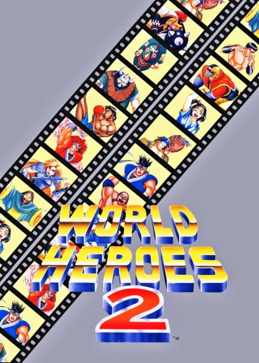 World Heroes 2 Display Picture