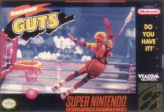 Nickelodeon Guts Display Picture