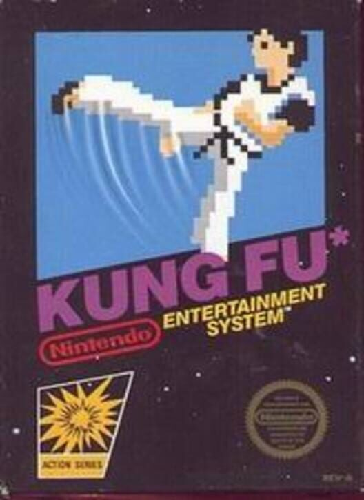 Kung-Fu Master Display Picture