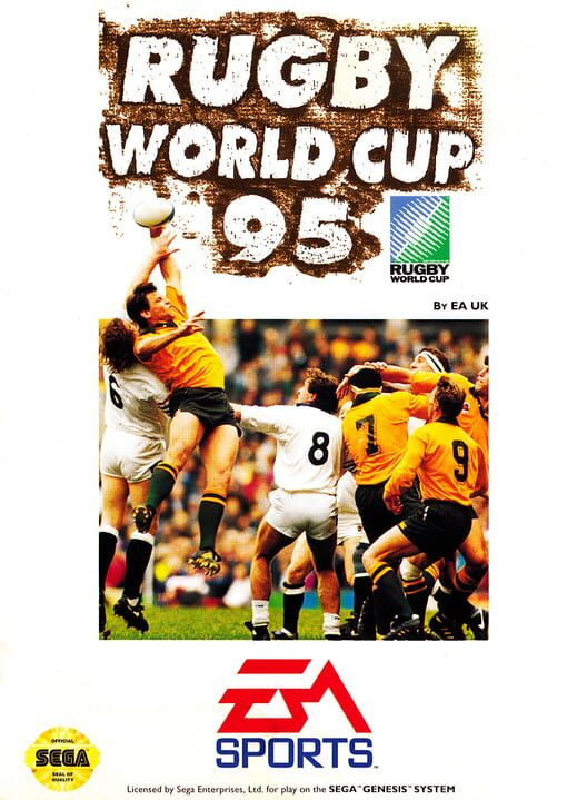 Rugby World Cup 95 Display Picture