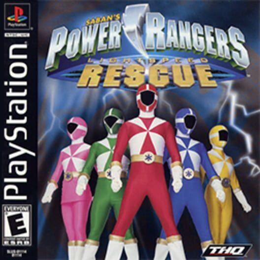 Power Rangers: Lightspeed Rescue image