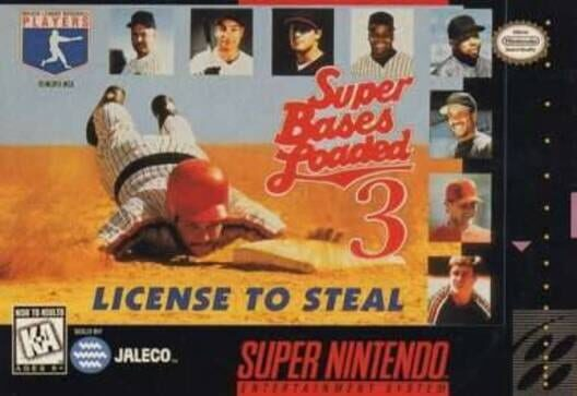 Super Bases Loaded 3: License to Steal Display Picture